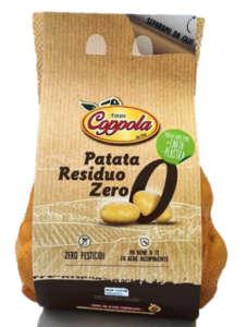 Patate Coppola certificate a residuo zero