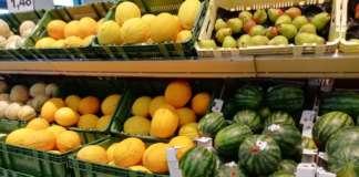 Aumentano le quotazioni di angurie e meloni