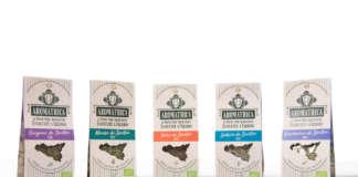 La gamma dei prodotti bio Aromathica