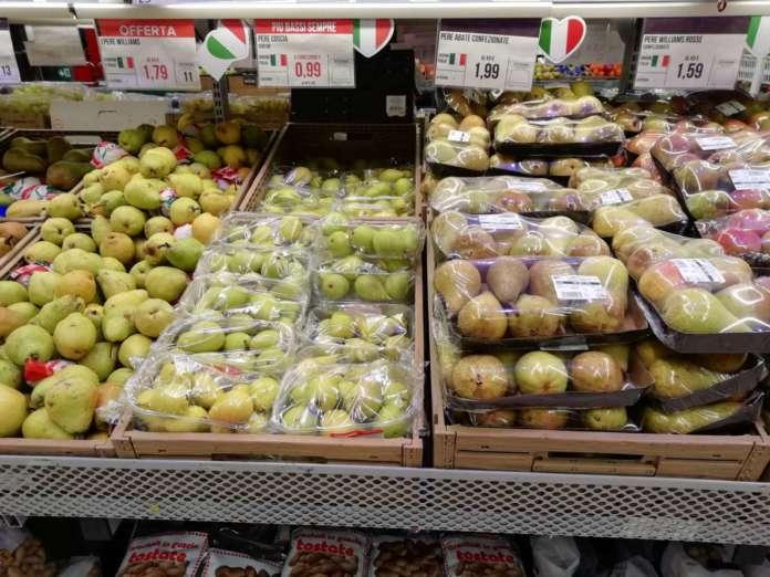 Stabili i prezzi delle pere: problemi per la Abate