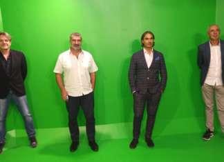 I relatori del webinar organizzato dall'azienda Sipo per Macfrut Digital