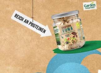 Sensational Vuna, il tonno vegetale a marchio Garden Gourmet