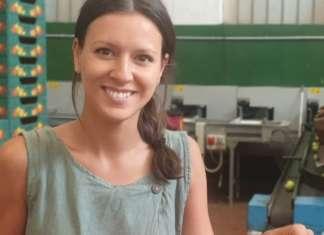 Ilenia Nordera è responsabile vendite dell'azienda di famiglia