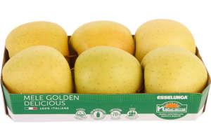 Mele Golden Delicious a marchio Naturama Esselunga