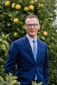 L'attuale direttore commerciale di VIP, Fabio Zanesco