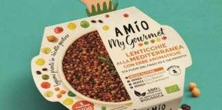 Lenticchie alla Mediterranea con Erbe Aromatiche, linea AMÍO My Gourmet