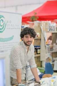 Alessandro Algeri, presidente di Usbi (Unione Spirulina Biologica Italiana)