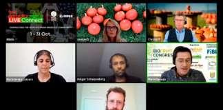 Il terzo congresso di Biofruit si è svolto online sulla piattaforma di Fruit Attraction LiveConnect