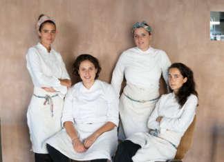 Le giovani chef del bistrot Altatto