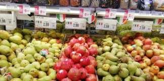 Prezzi stabili per le pere, su livelli inferiori rispetto al 2019