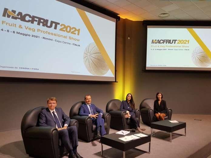 Presentazione di Macfrut 2021, la grande fiera dell'ortofrutta