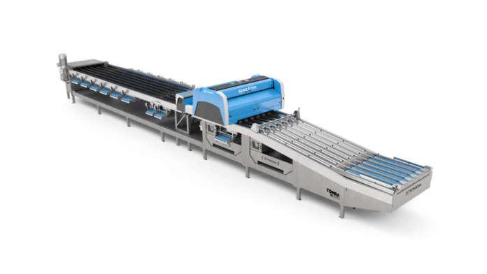 TOMRA 5S Advanced, nuovo modello di selezionatrice di Compac