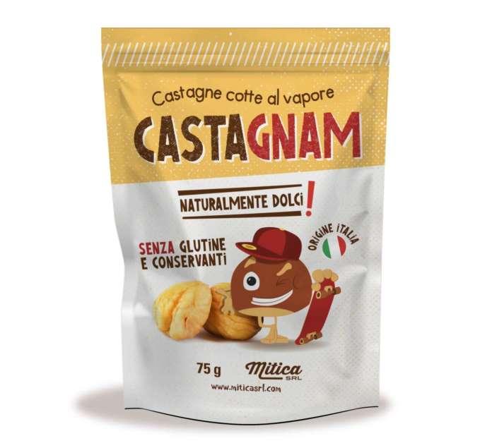 Le castagne snack di Mitica si trovano nella grande distribuzione