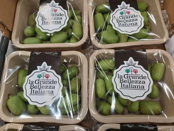 Kiwiberry a marchio La Grande Bellezza Italiana