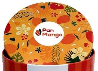 Panmango, il panettone con mango siciliano e a marchio Etna Mango