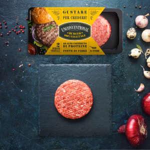 Unconventional Burger si rivolge anche ai consumatori di carne