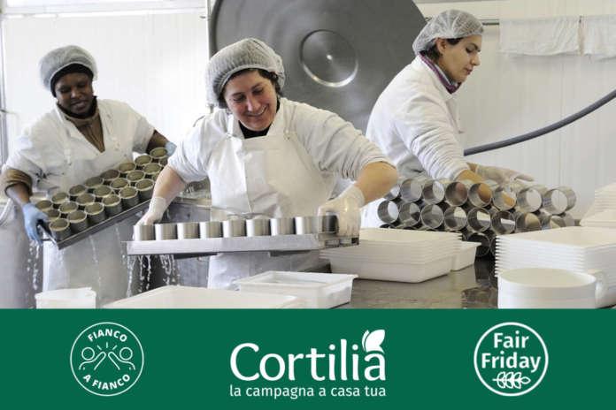 A novembre Cortilia lancia Fianco a Fianco e Fair Friday a sostegno dei produttori danneggiati dal Covid