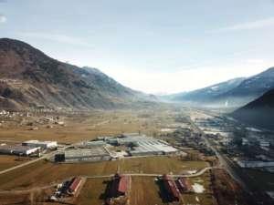 L'azienda Ghelfi Ondulati ha sede in Valtellina