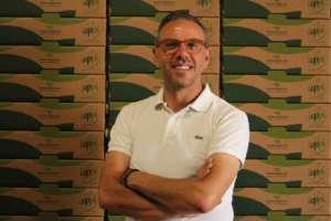 Luca Tardera, responsabile commerciale della Op siciliana Ioppì