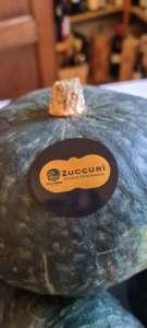 La zucca Zuccurì ha un retrogusto di castagna