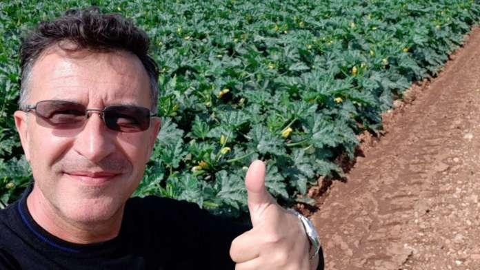 Andrea Rossi, direttore commerciale dell'Op mantovana Verde Intesa