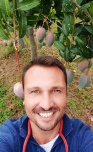 Andrea Passanisi, fondatore dei brand Etna Mango e Sicilia Avocado
