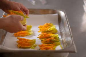 La cucina del bistrot Altatto riserva grande attenzione alla materia prima