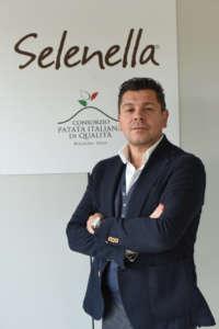 Massimo Cristiani, presidente del Consorzio Selenella-Patata italiana di qualità