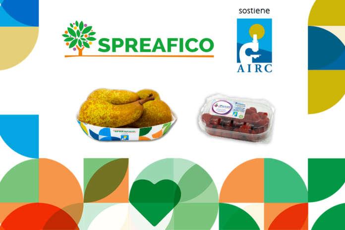 L'iniziativa di Spreafico a sostegno di Airc, per la ricerca contro il cancro, durerà tutto il mese di novembre