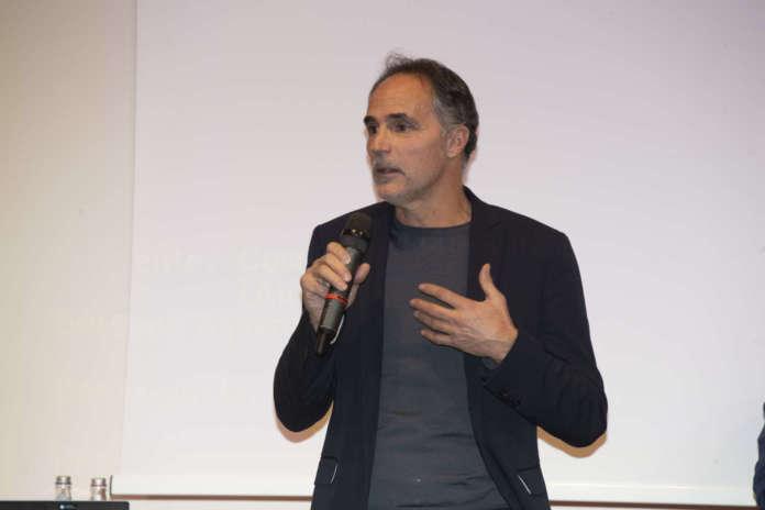 Emilio Sabatini, direttore generale della cooperativa Terremerse