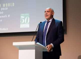 Gennaro Velardo, direttore della Op Aoa, Associazione ortofrutticoltori agro