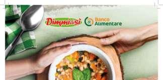 Il brand DimmidiSì e Banco Alimentare insieme per un'iniziativa di solidarietà