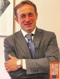 Davide Vernocchi, presidente della Op Apo Conerpo