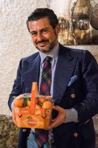 Marco Eleuteri , Amministratore delegato dell'Op Armonia