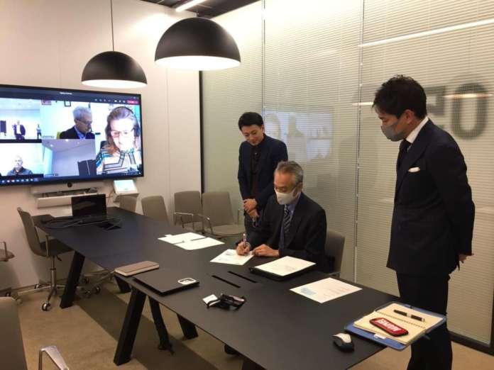 Hitoshi Kudo, attuale general manager della divisione AgriScience di Mitsui & Co.