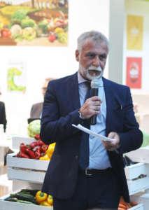 Paolo Pari, direttore di Almaverde Bio, marchio leader del biologico