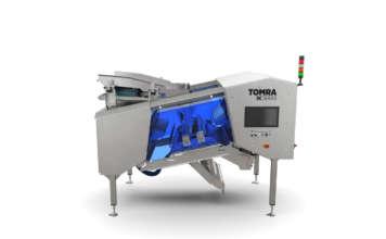 TOMRA 5C, nuova selezionatrice ottica per la frutta secca lanciata da TOMRA Food