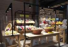 Isola Almaverde Bio in un negozio di Ravenna