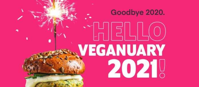 Veganuary, nato nel 2014 nel Regno Unito, ha coinvolto negli ultimi anni quasi un milione di persone