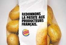 I sacchetti di patate distribuiti da Burger King a partire dal 2 febbraio