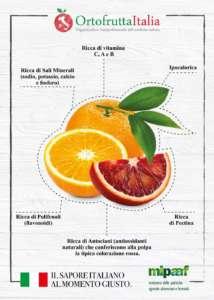 La campagna per le arance nazionali