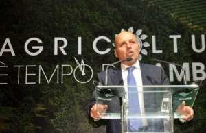 Dino Scanavino, presidente di Cia-Agricoltori Italiani