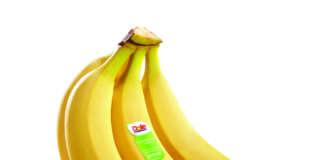 La banana Dole è ideale per lo sport: energetica, ricca di antiossidanti e light