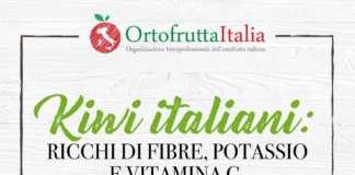 Campagna kiwi made in italy Ortofrutta Italia