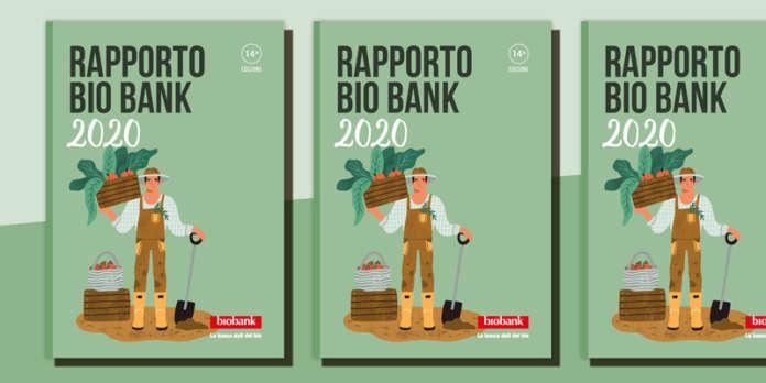 Secondo il 14esimo Rapport Bio Bank il bio continua a crescere anche se rallenta la corsa