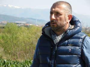 Giovanni Pes, guida la Cooperativa agricola Valle del Coghinas