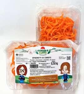 Spaghetti di carote Orsini & Damiani