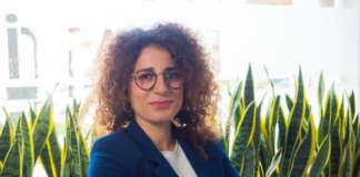 Alida Stigliano, responsabile marketing e comunicazione dell'azienda Nova Siri Genetics