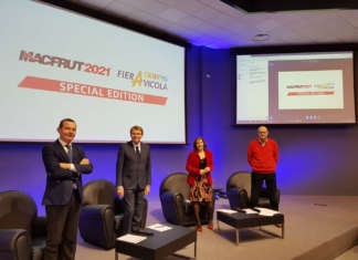 La presentazione della nuova data e format di Macfrut, fiera internazionale dell'ortofrutta