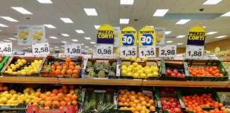 Scendono i prezzi delle arance, in particolare il Tarocco